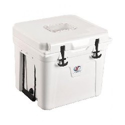 LiT Halo 32 Qt White Cooler...