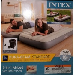 Intex 2-in-1 2 Pack Twin...