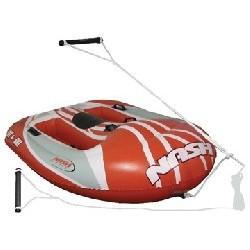 Inflatable Sit N' Ski...