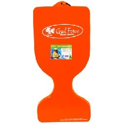 Saddle Float, Orange