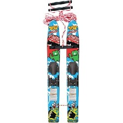 Monsta Splash Trainer Skis,...