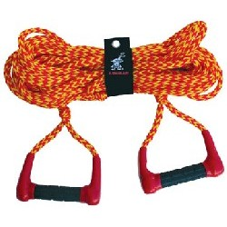 Double Handle Ski Rope, 75'