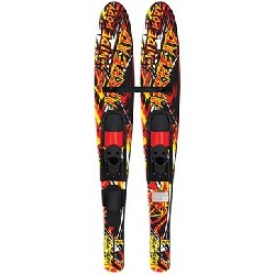 Widebody Water Skis, 54""