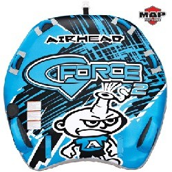 "G-Force?, 2-Rider, 64"" x 60"""