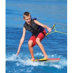 EZ Wake Trainer, 1 Rider,...
