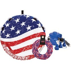 Stars & Stripes w/ Tow Rope...