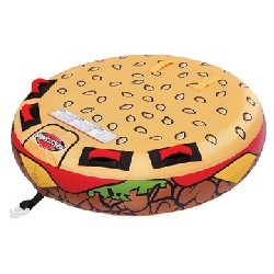 Cheeseburger Deck Tube,...