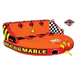 Great Big Mable, 4-Rider