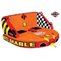 "Big Mable, 2-Rider, 68"" x 68"""