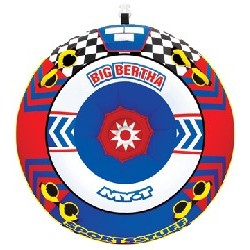 Big Bertha, 4-Rider, 68""
