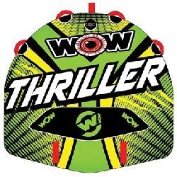 """Thriller, 1 Rider, 50"""" x 48"""""""