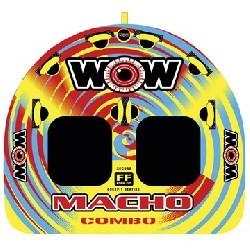 """Macho Combo 74"""" X 62"""", 2-Rider"""
