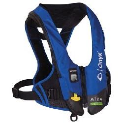 Auto Inflatable Vest, Blue,...