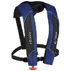 Auto/Manual Vest, Blue