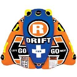 Drifter, 55? x 45?,  1-Rider
