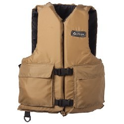 "Adult L/3XL 40-60"",Tan/Black"