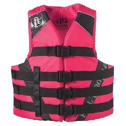 """Large/XL 40-52"""", Pink"""