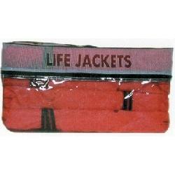 Adult Vest 4-Pack Storage Bag