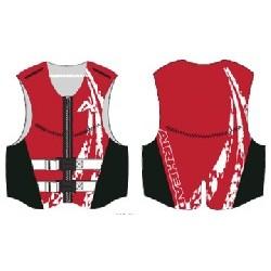 2XL NeoLite Vest, Red