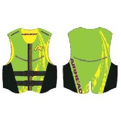 2XL NeoLite Vest, Lime...