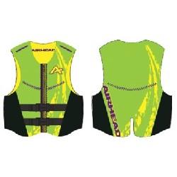 Large NeoLite Vest, Lime...