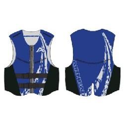 Large NeoLite Vest, Blue