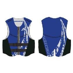Medium NeoLite Vest, Blue