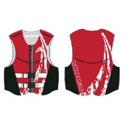 Youth NeoLite Vest, Red