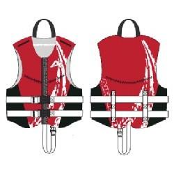 Child NeoLite Vest, Red