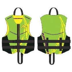 Child NeoLite Vest, Green...