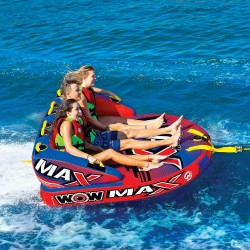 Wow Max 3-Person Towable...
